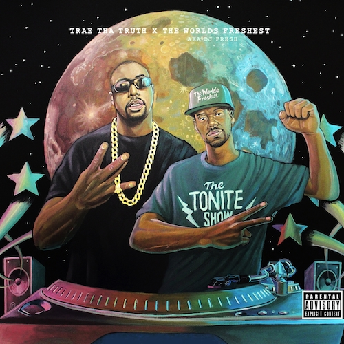 3c5vl5b Trae Tha Truth & The Worlds Freshest – The Tonite Show With Trae Tha Truth (EP)