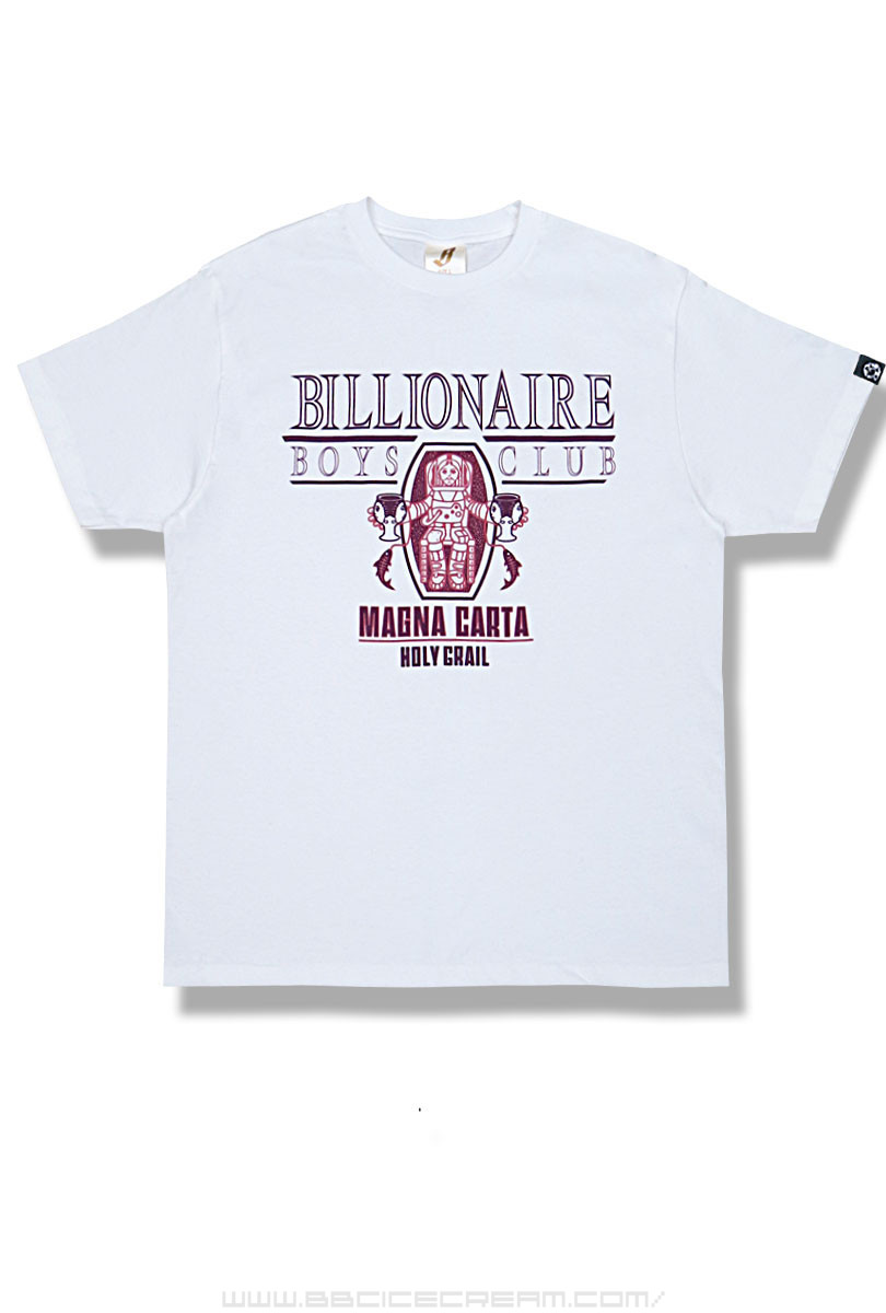 "3d24b53d5536417b7796abcc968433d9 JAY Z & Billionaire Boys Club Team Up On A ""Magna Carta Holy Grail"" T-Shirt"