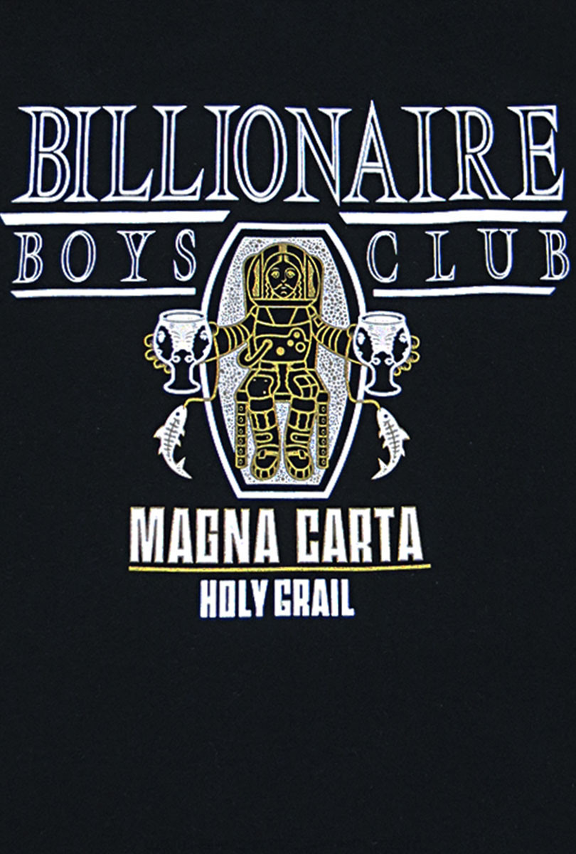 "8e4d7824e404c8fb7b66025cc47ef1df JAY Z & Billionaire Boys Club Team Up On A ""Magna Carta Holy Grail"" T-Shirt"
