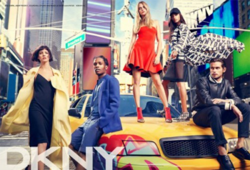 A$AP Rocky Stars In DKNY Spring/Summer Campaign