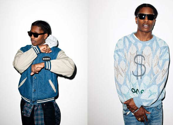 AxTone Change Clothes: ASAP Rocky x Terry Richardson (Photos)