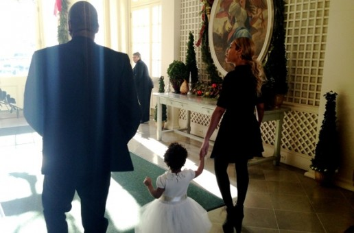Beyonce And Blue Ivy's Trip To The White House