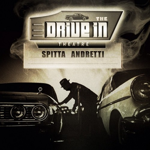 Curreny_Drive_In_Theatre Curren$y - The Drive In Theatre (Artwork)