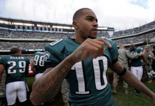DeSean_Jackson_Home_Robbed-500x342 $250K, Jewelry, & More Stolen From DeSean Jackson's Home
