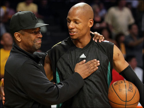Denzel_Ray Jesus Shuttlesworth May Return To The Big Screen Ray Allen Tells ESPN