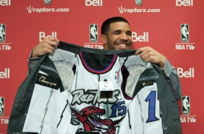 "Drake Hosts ""Drake Night"" At Toronto Raptors Game"