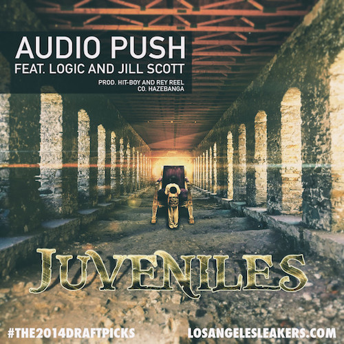 EONSdWP Audio Push   Juveniles Ft. Logic & Jill Scott