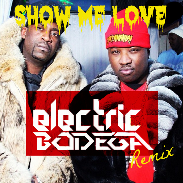 Electric Bodega_Show Me Love Remix_Art