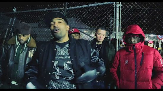 FCdTJtQ Chi Ali – G Check (Video) Ft. Jadakiss & Holleywood
