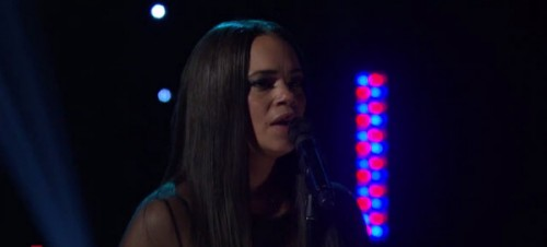 "Faith Evans On ""The Arsenio Hall Show"""