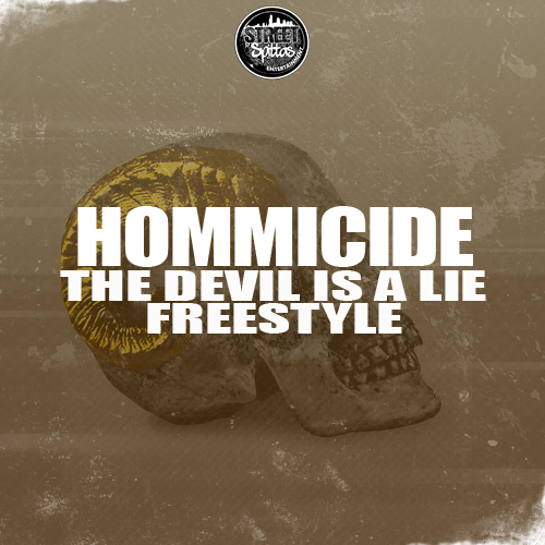 Hommicide Devil Is a Lie Freestyle Artwork Hommicide   Devil is A Lie (Freestyle)