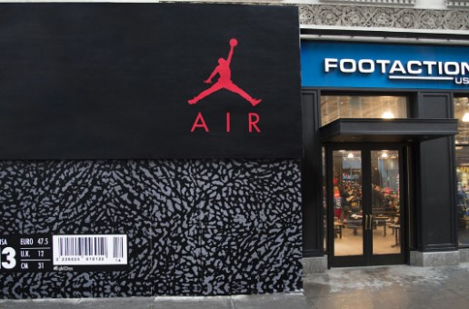NYC To Be Home Of First Official Air Jordan Store