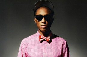 Pharrell Debuts New Song At Holy Ship!!!