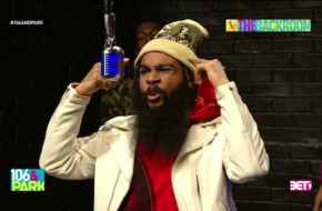 Flatbush Zombies – 106 & Park's The Backroom Freestyle (Video)