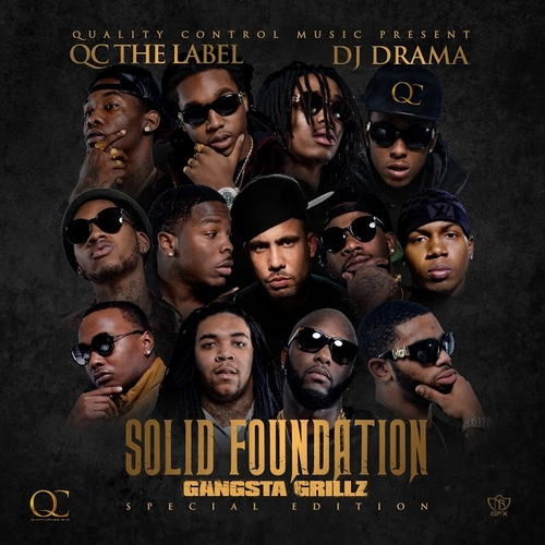 Quality Control Music Solid Foundation front large Migos x Gucci Mane   Get Down