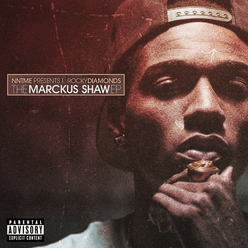 Rocky Diamonds The Marckus Shaw Ep front large Rocky Diamonds   The Marckus Shaw (EP)