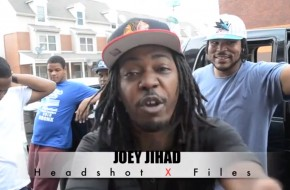 Joey Jihad – Heashot X Files Freestyle (Video)