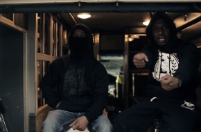 Bizzy Bam – Shit Freestyle Ft. Razor (Video)