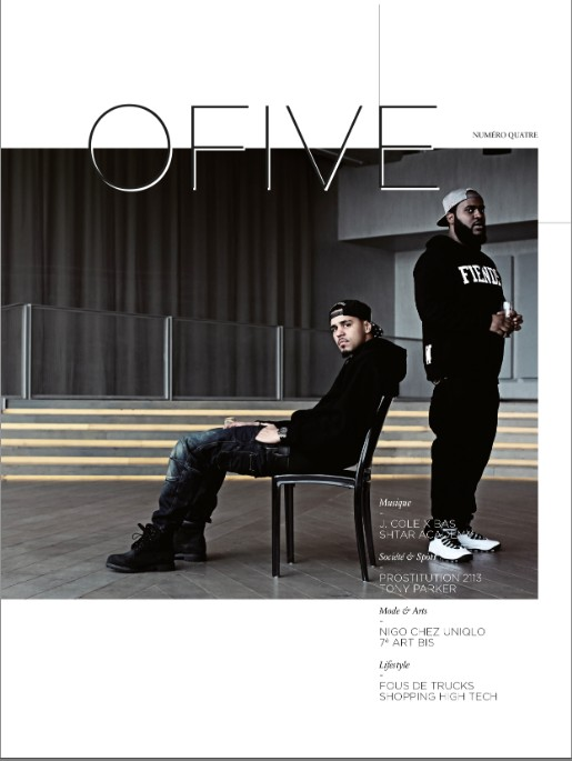 Screen-Shot-2014-01-08-at-3.34.45-PM-1 J. Cole & Bas Cover OFIVE Magazine (Photo)