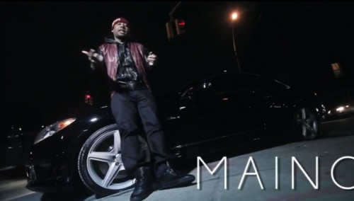 Screen Shot 2014 01 31 at 10.19.17 PM e1391224861834 1 500x284 Maino   5 More / Brooklyn We Take It (Video)