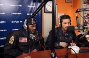 Mibbs, Tokyo Shawn, & Vic Mensa Freestyle On Sway In The Morning