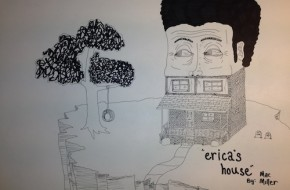 Mac Miller – Erica's House Ft. TreeJay (Audio)