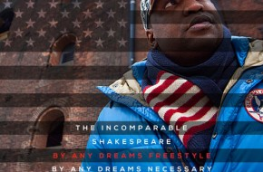 The Incomparable Shakespeare – By Any Dreams (Freestyle)