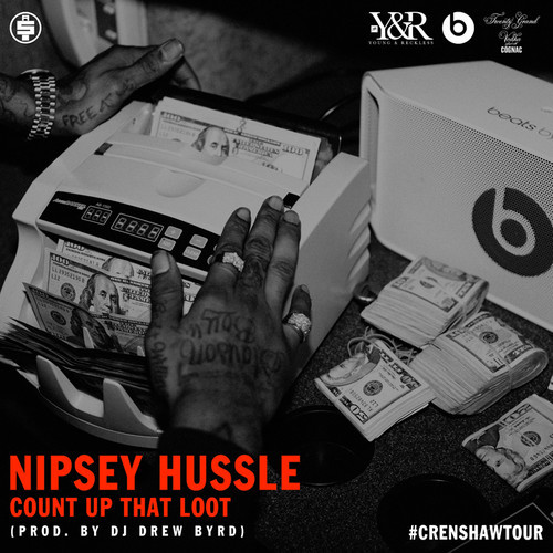 artworks 000067872727 zib7ab t500x500 Nipsey Hussle   Count Up That Loot (Prod by DJ Drew Byrd)