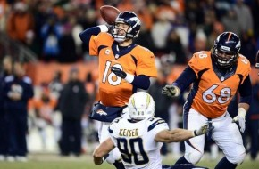 AFC Divisional Playoffs: San Diego Chargers vs. Denver