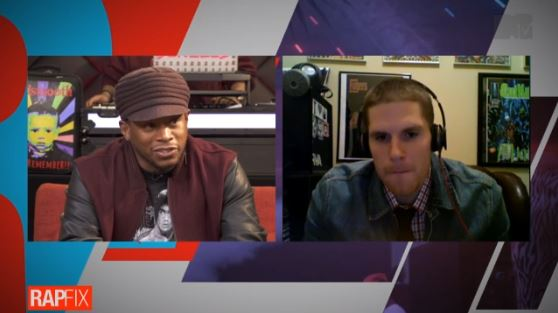 canemtvgetinthegame Virginia Emcee Cane Gets In The Game On MTV Rap Fix W/ Sway, Pro Era & DJ Ted Smooth (Video)
