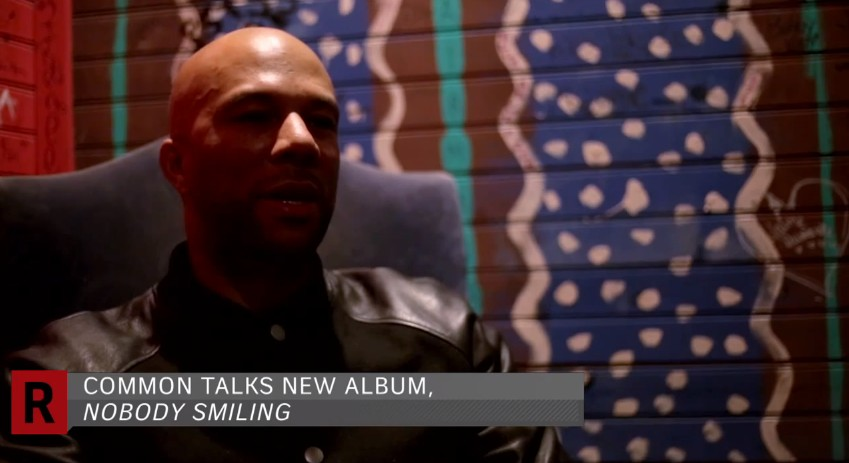 "common-talks-nobody-smiling-album-produced-no-id-video-HHS1987-2014-1 Common Talks ""Nobody Smiling"" Album Produced Entirely by No ID (Video)"