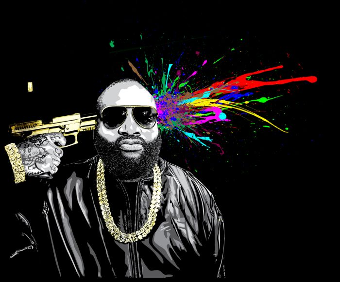 "deluxe2 Rick Ross Unveils ""MASTERMIND"" Deluxe Album Cover (Artwork) (Video)"