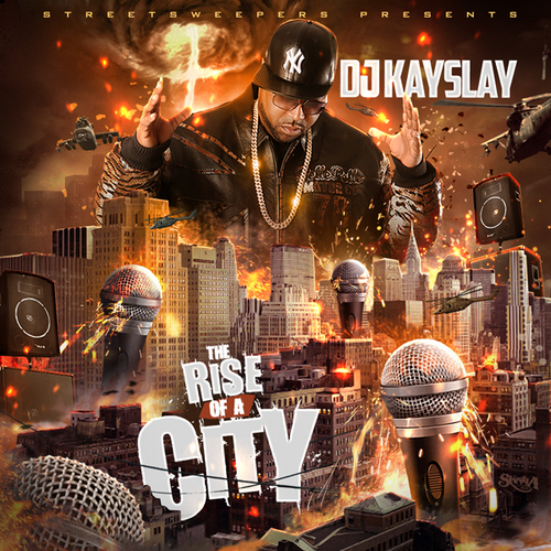 dj-kay-slay-the-rise-of-a-city-mixtape-artwork-HHS1987-2014 DJ Kay Slay - Rolling Stone Ft. Game, Young Buck & Papoose