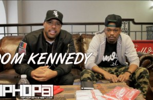 Dom Kennedy Talks Get Home Safely Tour, His Album, Videos, Nipsey Hussle & more (Video)