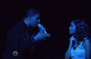 "Drake Performs ""From Time"" with Jhene Aiko on SNL (Video)"