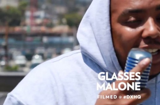 Glasses Malone – HipHopDX Hollywood Freestyle