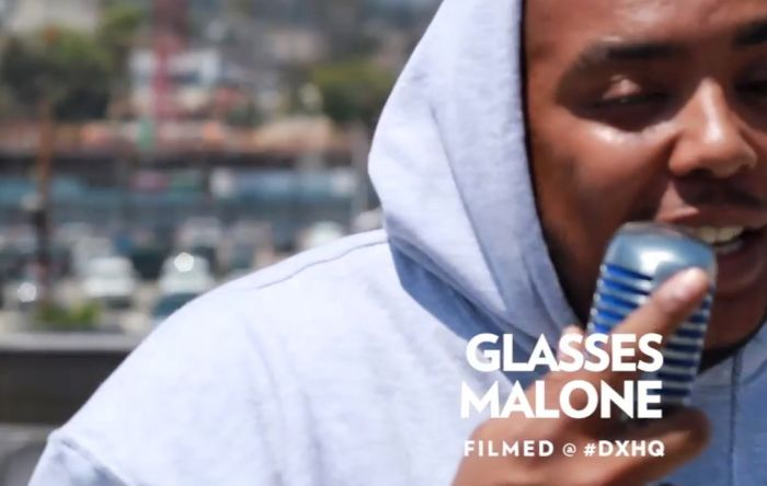 glasses Glasses Malone   HipHopDX Hollywood Freestyle
