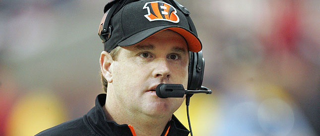 gruden130120-1_645 Earning His Stripes: Former Bengals OC Jay Gruden Named Washington Redskins New Head Coach
