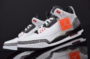 "Air Jordan 3 ""Infrared 23″ (Photos)"