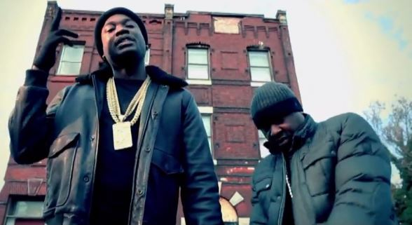 jadameekhhrevolt Meek Mill - Heaven Or Hell Ft. Jadakiss (Video)