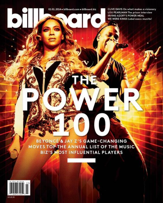 Jay-Z & Beyonce Cover Billboard's The Power 100