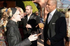 jay-z-rihanna-meek-mill-j-cole-wale-dj-mustard-more-attend-roc-nations-2014-pre-grammy-brunch-photos-HHS1987-2014-6-298x196 Jay-Z, Rihanna, Meek Mill, J. Cole, Wale, DJ Mustard & more Attend Roc Nation's 2014 Pre-Grammy Brunch (Photos)