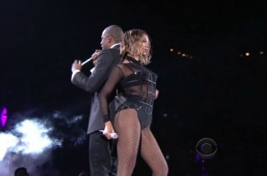 Beyoncé & Jay Z – Drunk In Love (Live At The GRAMMY's) (Video)