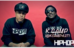 "K Camp Talks ""In Due Time"" Mixtape Hosted by DJ Drama, His Single ""Cut Her Off"" & More with HHS1987 (Video)"
