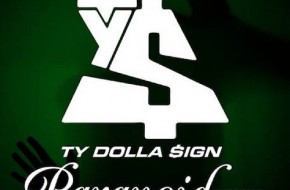 Ty Dolla $ign – Paranoid (Remix) Ft. Trey Songz, French Montana & DJ Mustard