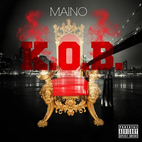 maino-king-of-brooklyn-ep-cover-tracklist-2014-HHS1987