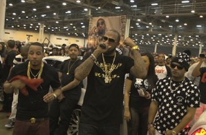 Slim Thug – Flex 4Eva Ft. Beat King & Boston George (Video)