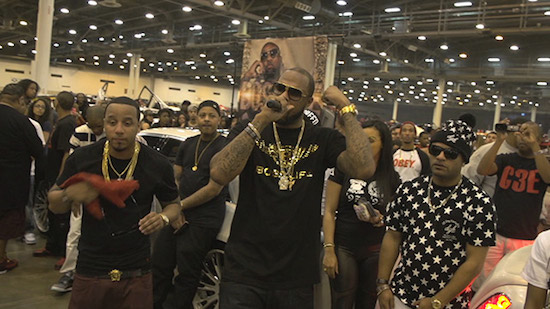 pMRdex6 Slim Thug – Flex 4Eva Ft. Beat King & Boston George (Video)
