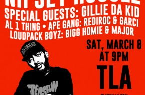 Win Tickets To See Nipsey Hussle Perform Live In Philly on March 8th