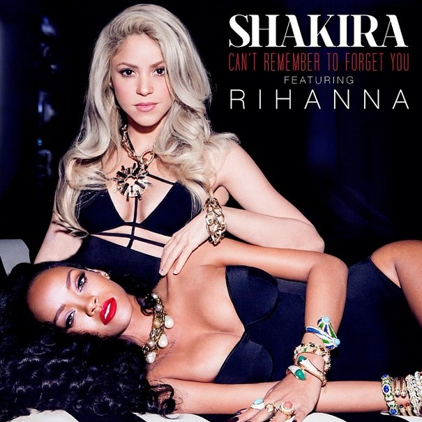 shakira-rihanna-cant-remember-to-forget-you-single-art-1 Shakira & Rihanna – Can't Remember To Forget You